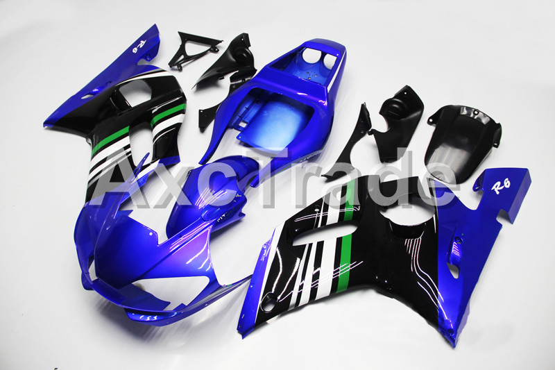 Motorcycle Fairings For Yamaha YZF600 YZF 600 R6 YZF-R6 1998 1999 2000 2001 2002 ABS Injection Molding Fairing Bodywork Kit 116 motorcycle fairings for yamaha yzf600 yzf 600 r6 yzf r6 1998 1999 2000 2001 2002 abs injection molding fairing bodywork kit 116