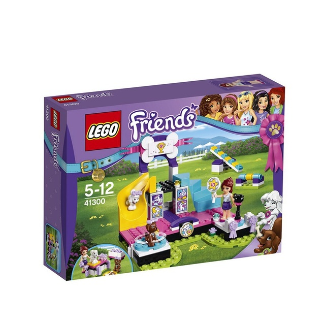 Конструктор Lego Friends Выставка щенков 41300-L