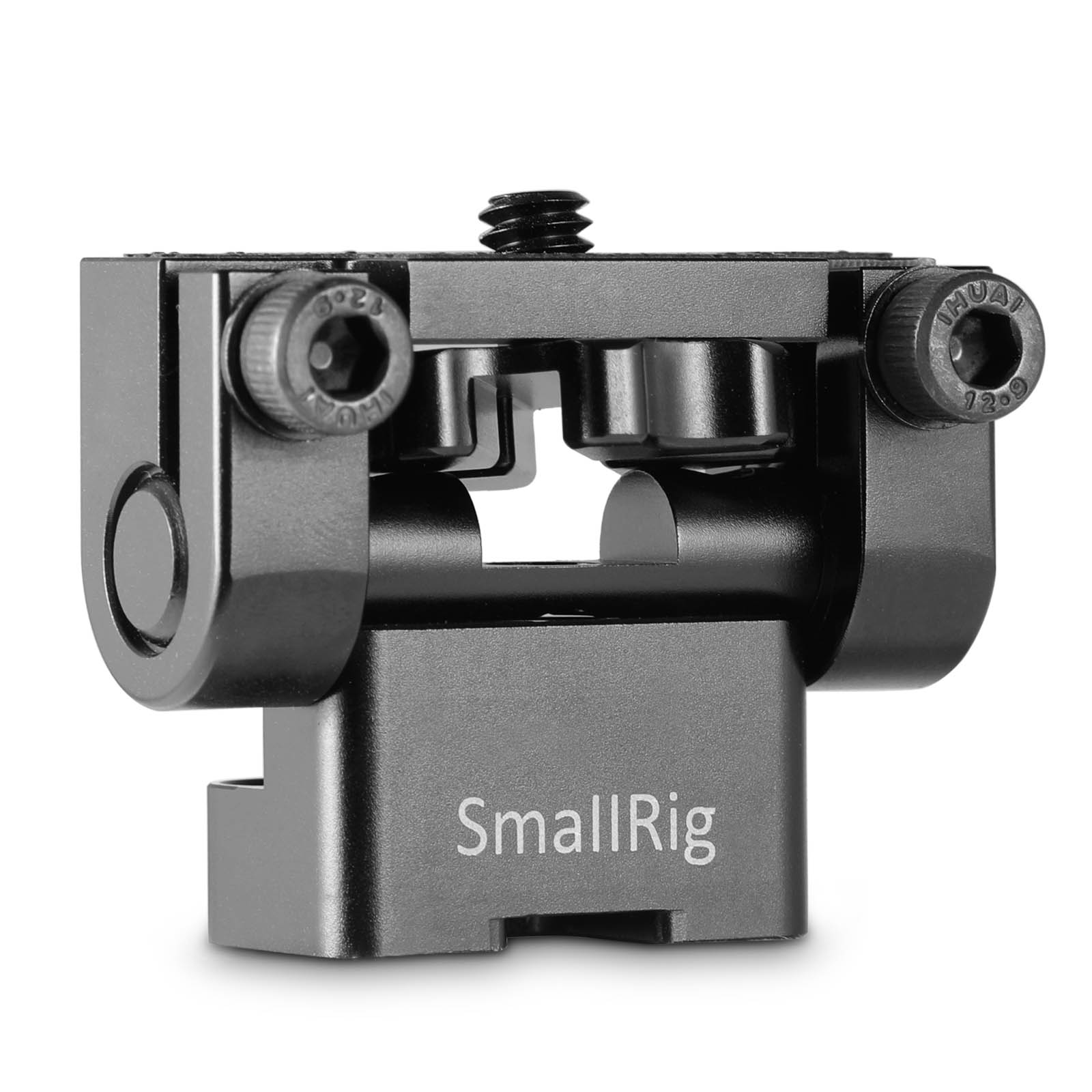 SmallRig DSLR Monitor Holder Mount Anti Twist Mini Tilt Pan for Camera Monitor LCD Screen 1842