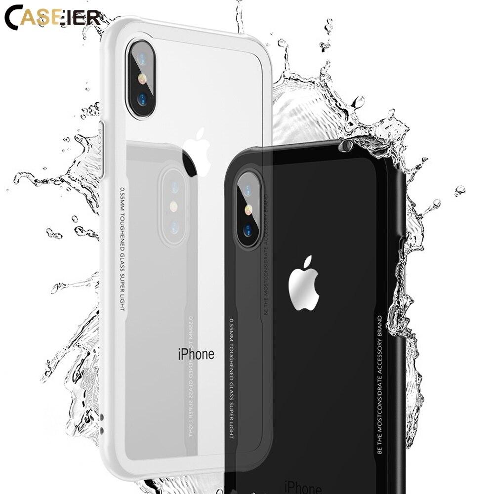 glass phone case iphone 8
