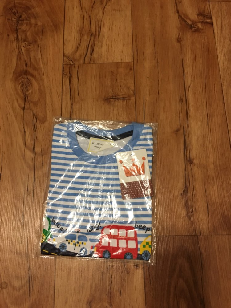 Boy's Sea Themed T-Shirt photo review