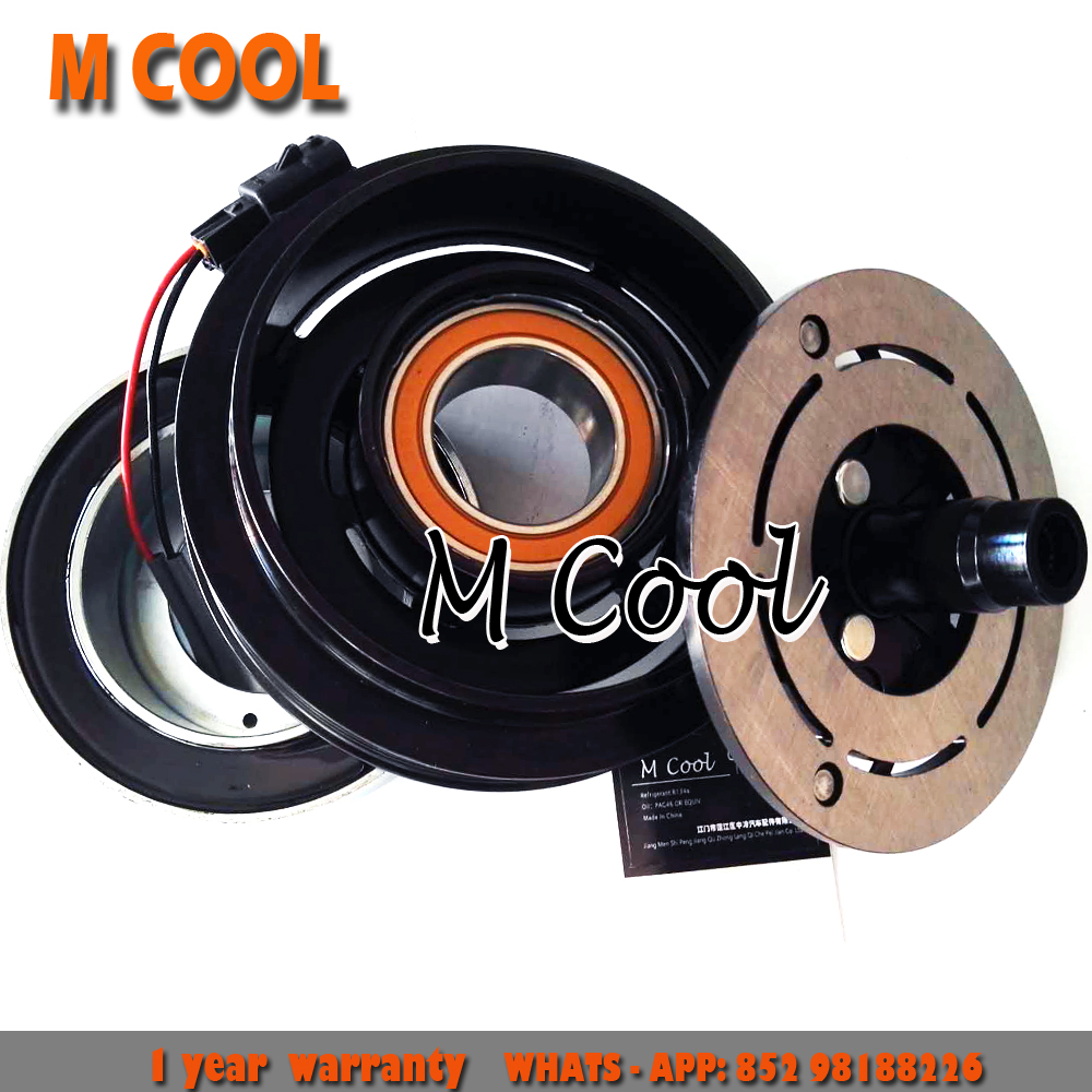 New AC Compressor Clutch For RENAULT LAGUNA III 1 5L 8200898810 B in Air conditioning Installation from Automobiles Motorcycles