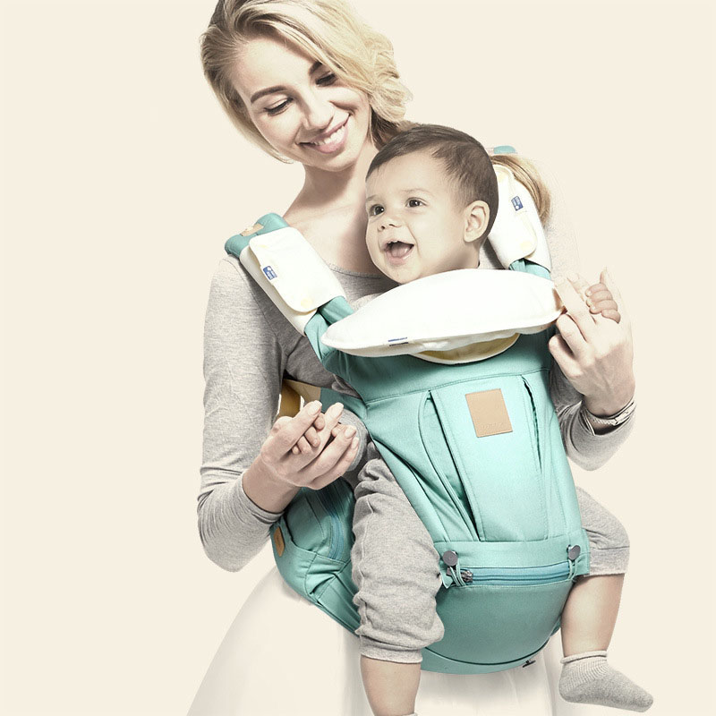 Brand Ergonomic Baby Carrier Breathable Front Facing Infant Baby Sling Backpack Pouch Wrap Baby Kangaroo For Baby Newborn Sling hot sell infant sling comfort baby 0 30 months breathable front facing baby carrier multifunctional infant kangaroo bag