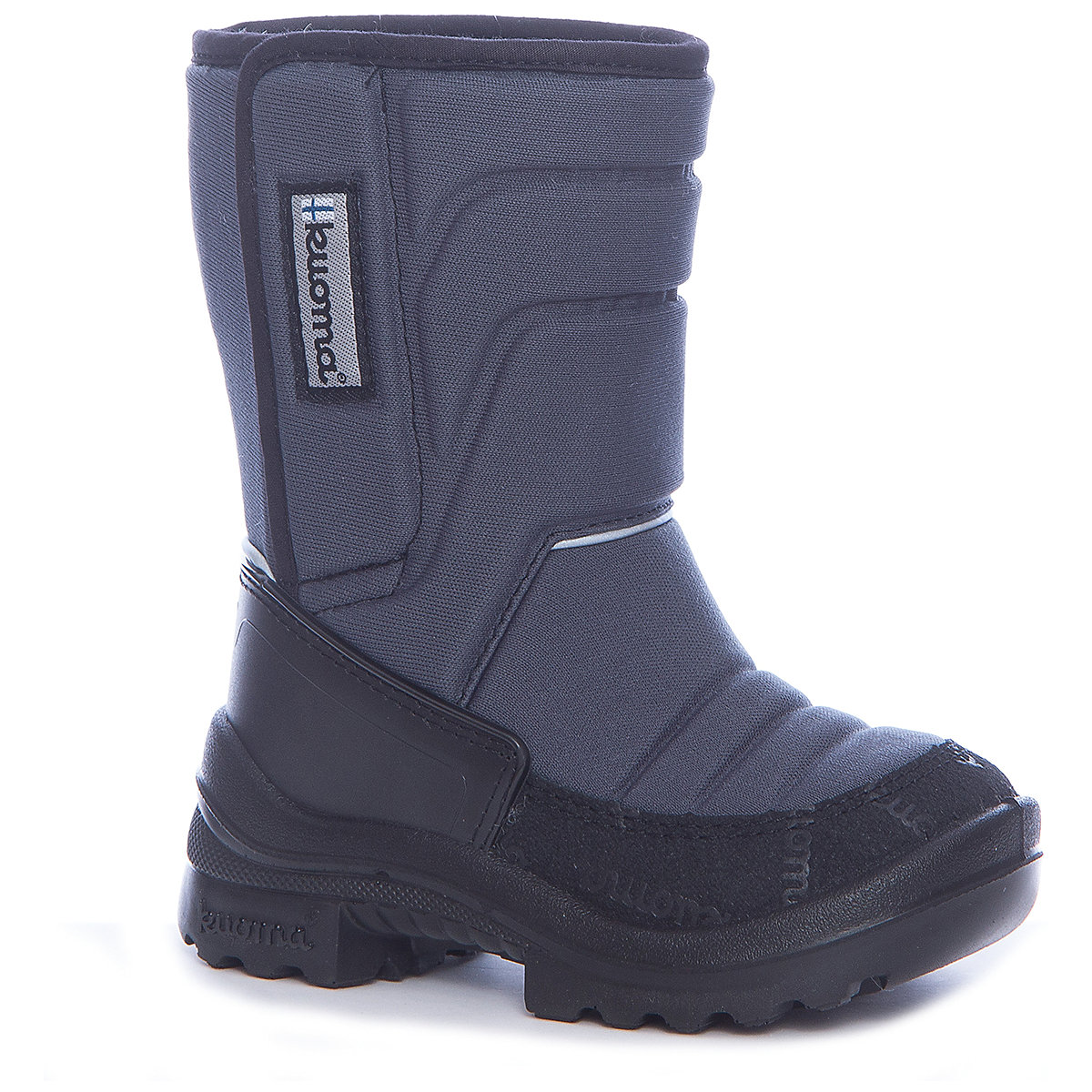 Boots KUOMA for boys 7047616 Valenki Uggi Winter shoes Children Kids jady rose black women high boots genuine leather autumn winter riding boot flat platform shoes woman straps long boots rubber
