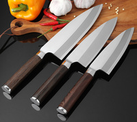XITUO 876.5Sets Japanese Chef Knife 7Cr13Mov Stainless Steel Sashimi Fish Head Knife Fillet Kitchen Knife Utility Fish Knife