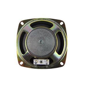 Image 5 - Tenghong 2 個 3.5 インチポータブルオーディオスピーカー 93 ミリメートル 4Ohm 5 5wフルレンジスピーカーユニットバブル盆地 2.0 放送オーディオスピーカーdiy