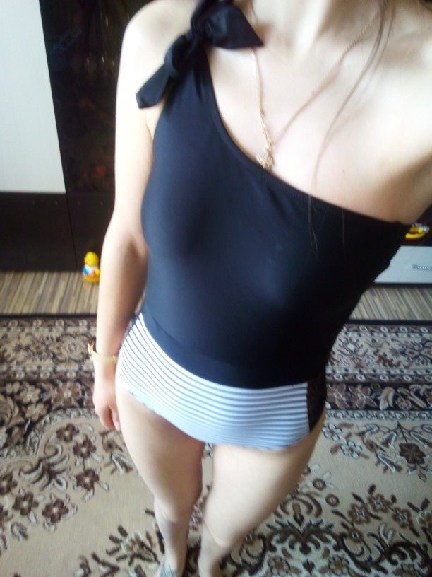 NAKIAEOI Sexy One Piece Swimsuit Women 2019 Summer Beachwear Lace One Shoulder Swimwear Bathing Suits Bodysuit Monokini Swimsuit-in Body Suits from Sports & Entertainment on AliExpress - 11.11_Double 11_Singles' Day