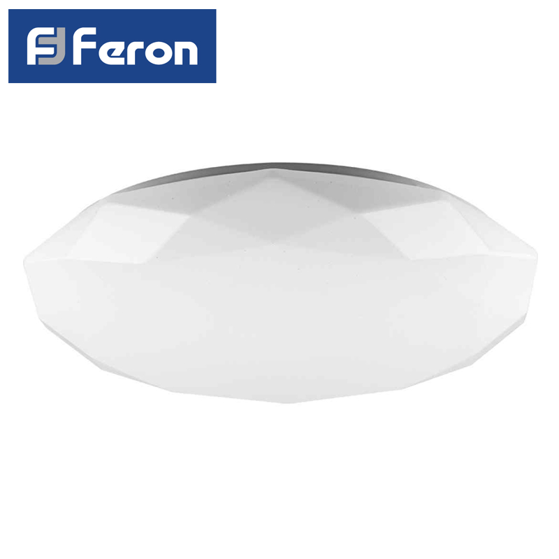Lampe Led pilotée patch Feron AL5200 plaque 60 W 3000 K-6500 K blanc