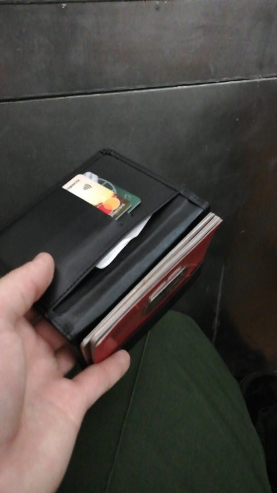 Transer unisex Passport Holder Protector Wallet Business Card Soft Passport Cover Retro solid color drop shipping S25 30 photo review