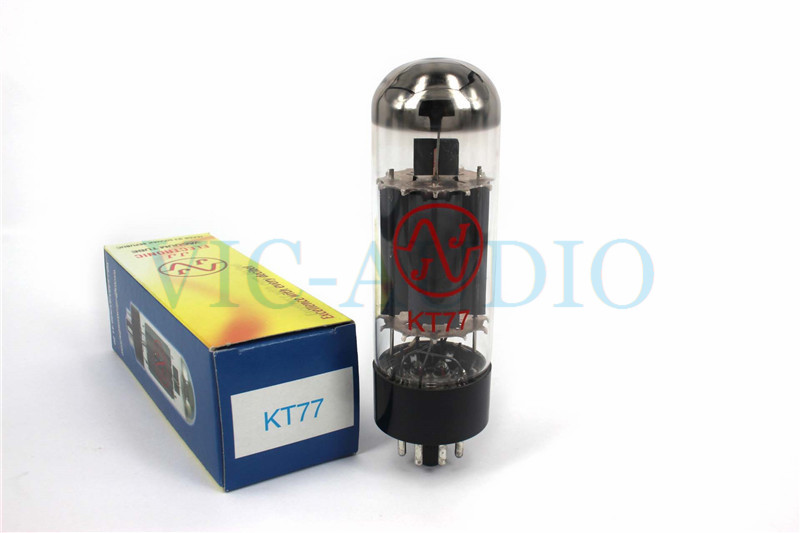 1PC MADE IN SLOVAK REPUBLIC Tube New JJ KT77 Vacuum Tube Replace 6L6 6P3P EL34 6CA7 KT66 6L6GC Electron Tube Free Shipping цена
