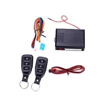 Car Alarm Systems Auto Remote Central Kit Door Lock Vehicle Keyless Entry System Central Locking With
