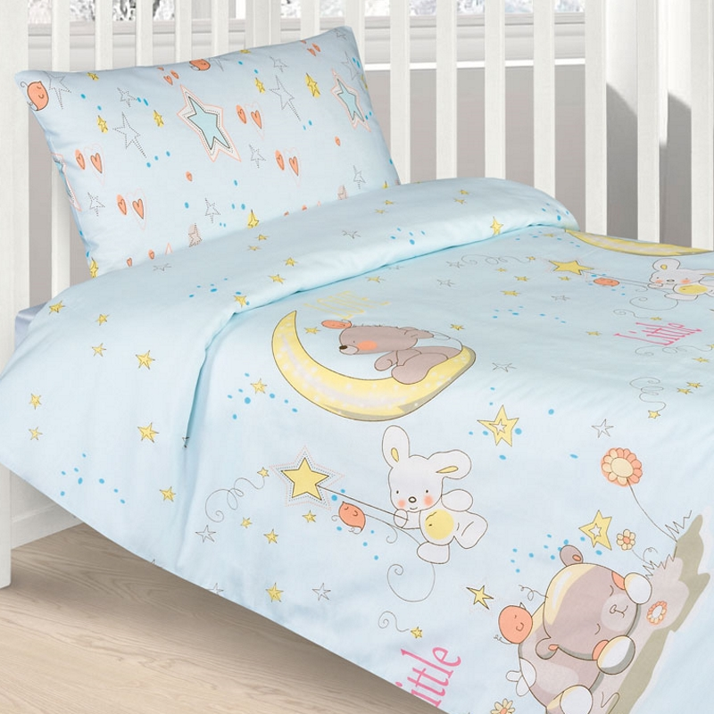 Baby bedding Little baby, 100% Cotton. Beautiful, Bedding Set from Russia, excellent quality. Produced by the company Ecotex promotion 6pcs cartoon bedding set for crib baby cot bed wholesale and retail cot sets 3bumper matress pillow duvet