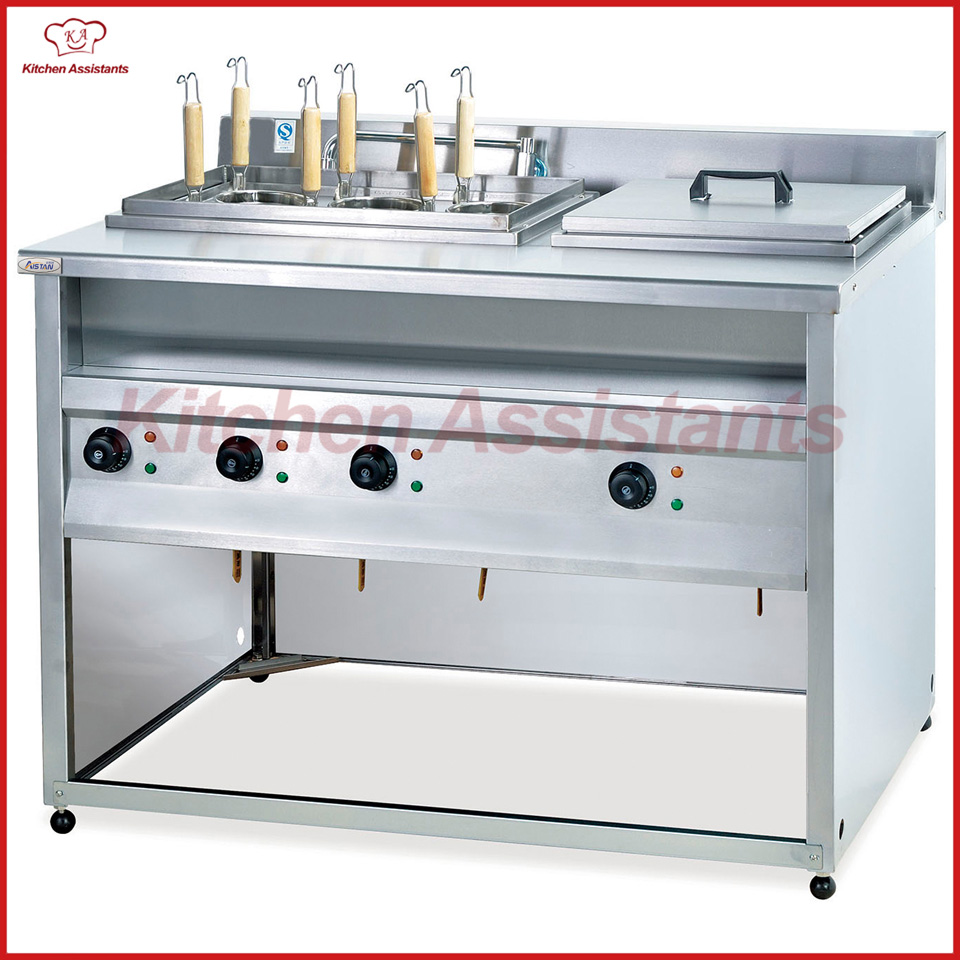 EH876B electric convection pasta cooker and bain marie все цены