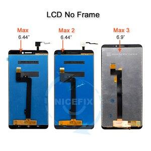 Image 5 - Xiaomi Mi Max LCD affichage écran tactile numériseur assemblée pour Xiaomi Mi Max 2 LCD Max2 Max 3 remplacement de lécran noir blanc