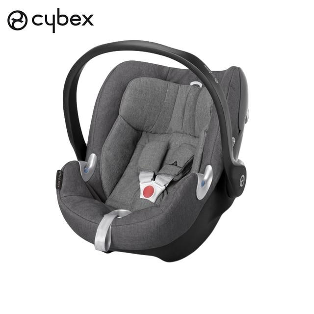 Детское автокресло Cybex Aton Q Plus 0-13 кг, группа 0+