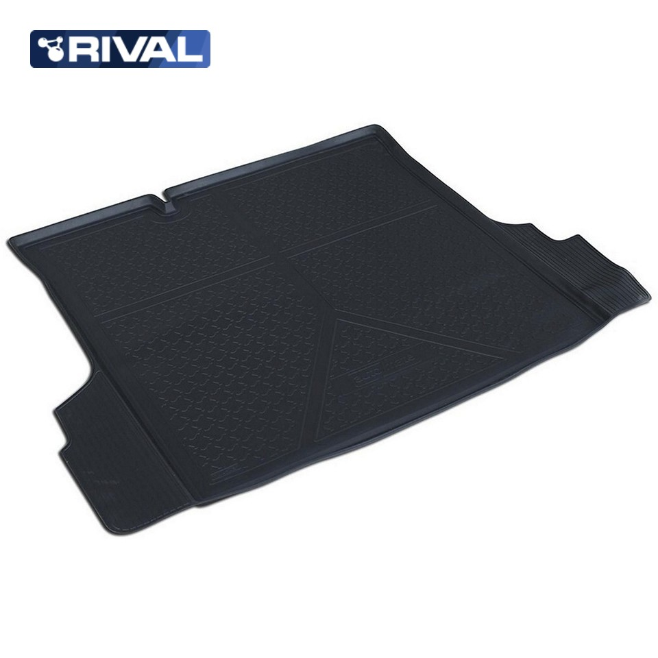 лучшая цена For Chevrolet Cobalt SEDAN 2013-2015 trunk mat Rival 11002002
