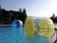 Летний надувной шар для активного отдыха и спорта удивительный ПВХ надувной шар для ходьбы по воде износостойкие водные игрушки мяч для бас