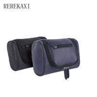 REREKAXI Brand For Men And Women Travel Cosmetics Bag Organizer Fashion Designer High Quality Professional Cosmetics