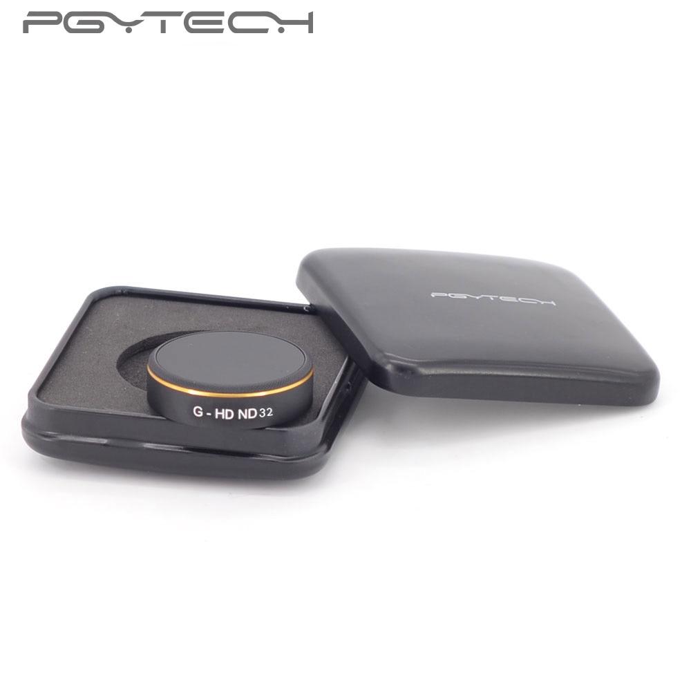 ND-FILTERS-SET PGYTECH Phantom DJI 4-Pro-Accessories for 4-pro/Uv-cpl/Nd4 8 16-32 64