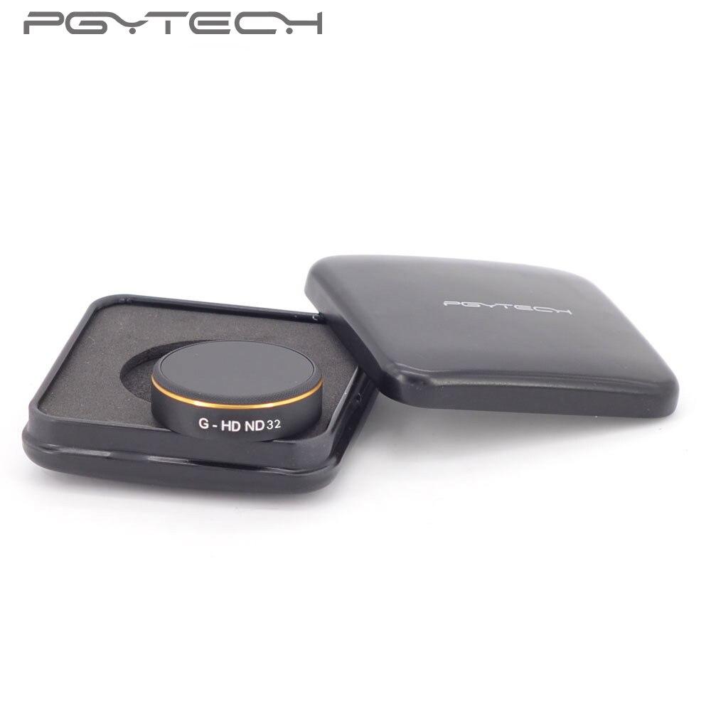 PGYTECH para DJI Phantom 4 PRO UV CPL ND4 8 16 32 64 HD filtro de la lente y 4 piezas y set de filtros para DJI Phantom 4 PRO