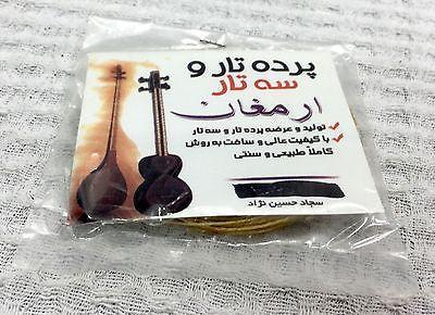 FRET FOR PERSIAN SETAR TAR TANBOOR PARDEH