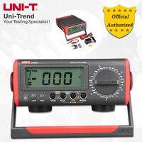 UNI T UT801/UT802 Руководство Диапазон настольный цифровой мультиметр; сопротивление/Емкость/частота/Температура Тесты, ЖК дисплей Подсветка