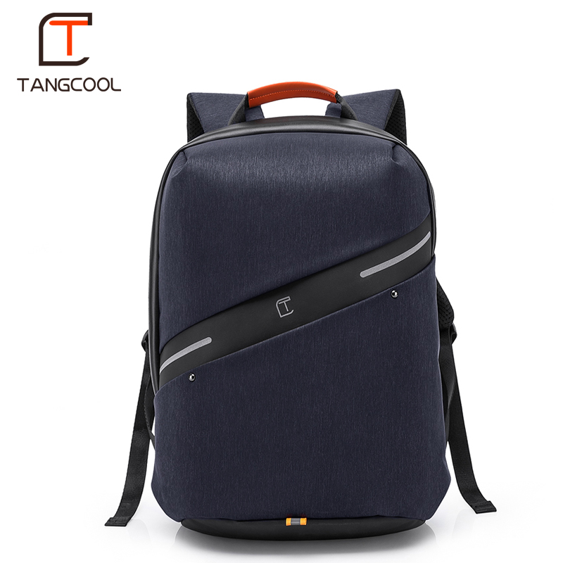 Tangcool Brand Fashion College Student School Bag Men Waterproof Backpack Multi-function Large capacity Teenager Pack Travel Bag large capacity oxford backpack bag for teenager boys girls college multi function laptop fashion travel bags school bag yellow