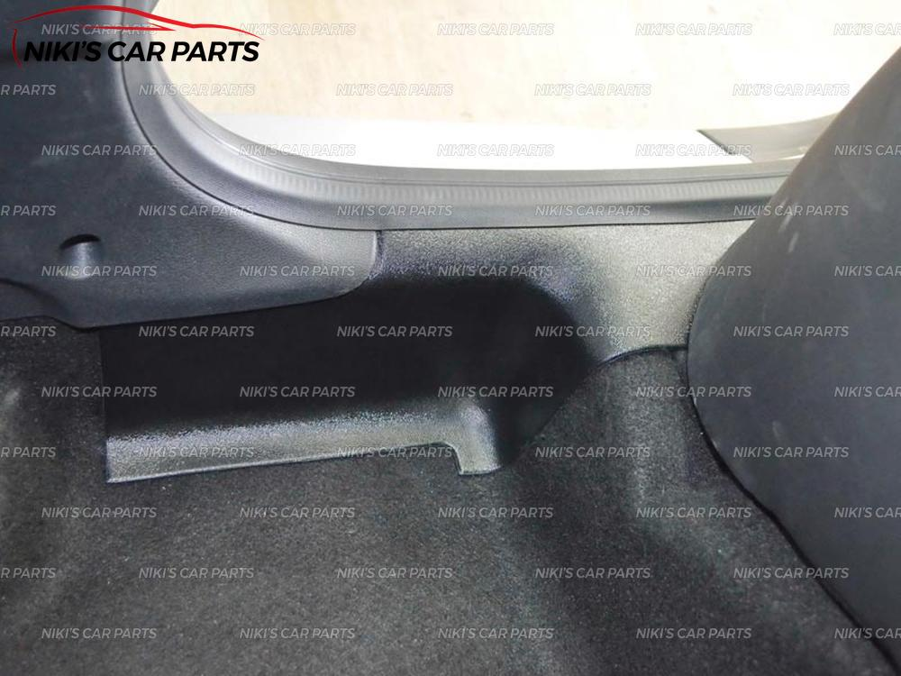 Image 5 - Protective covers for Renault / Dacia Duster 2015 2017 of inner lining ABS plastic trim accessories protection of carpet styling-in Chromium Styling from Automobiles & Motorcycles