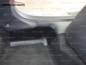 Image 5 - Protective covers for Renault / Dacia Duster 2015 2017 of inner lining ABS plastic trim accessories protection of carpet styling