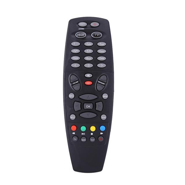Télécommande de remplacement de haute qualité pour télécommande DREAMBOX DM800 DM800hd DM800SE récepteur de récepteur Satellite