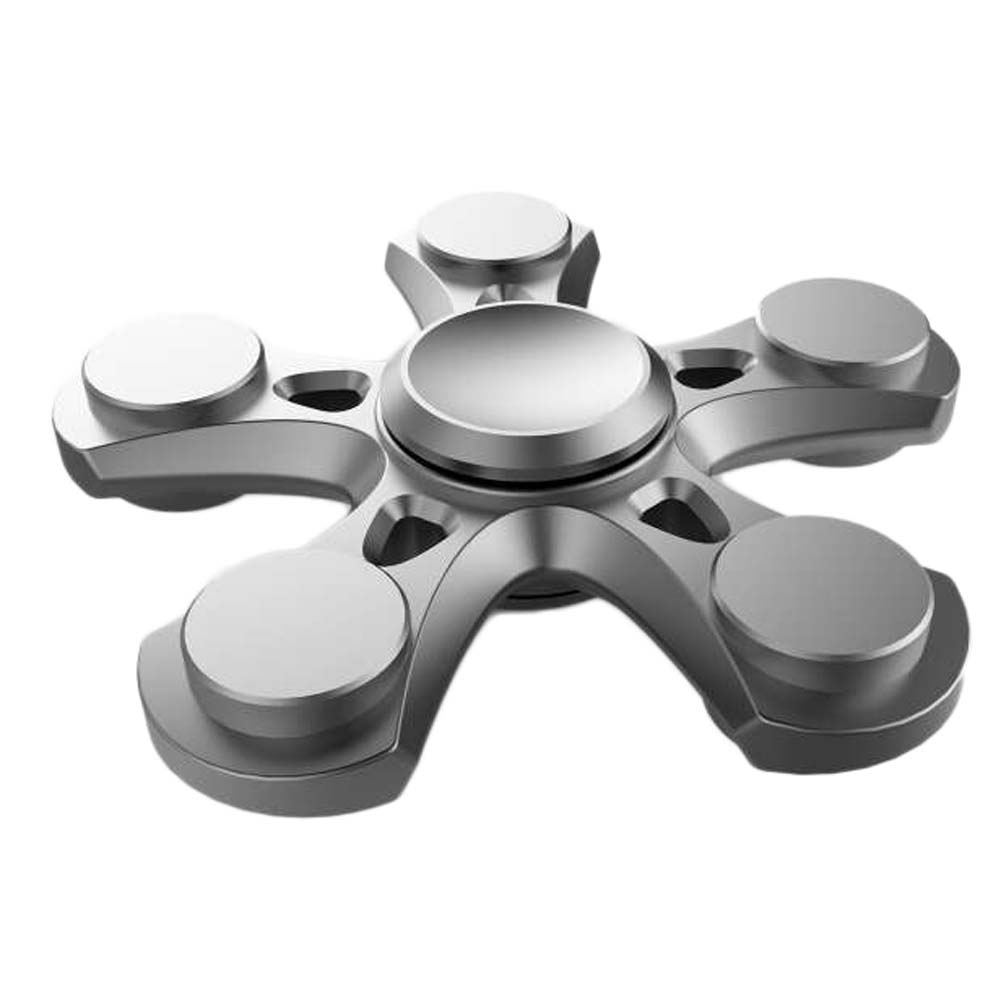 Hand Spinner Funny Gifts Rotation Long Time Hot Sell Flower Type Sensory Fidgets Autism ADHD Stress Relief Toy Fidget Spinner