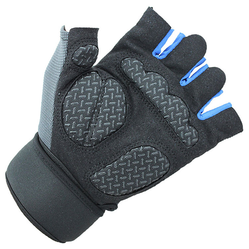 Weight Lifting Gym Gloves Training Fitness Wrist Wrap: Tactical Sports Fitness Weight Lifting Gym Gloves Training