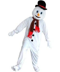 Image 5 - Рождественский костюм для взрослых маскот, олень, эльф, снеговик, нарядное платье с большой головой