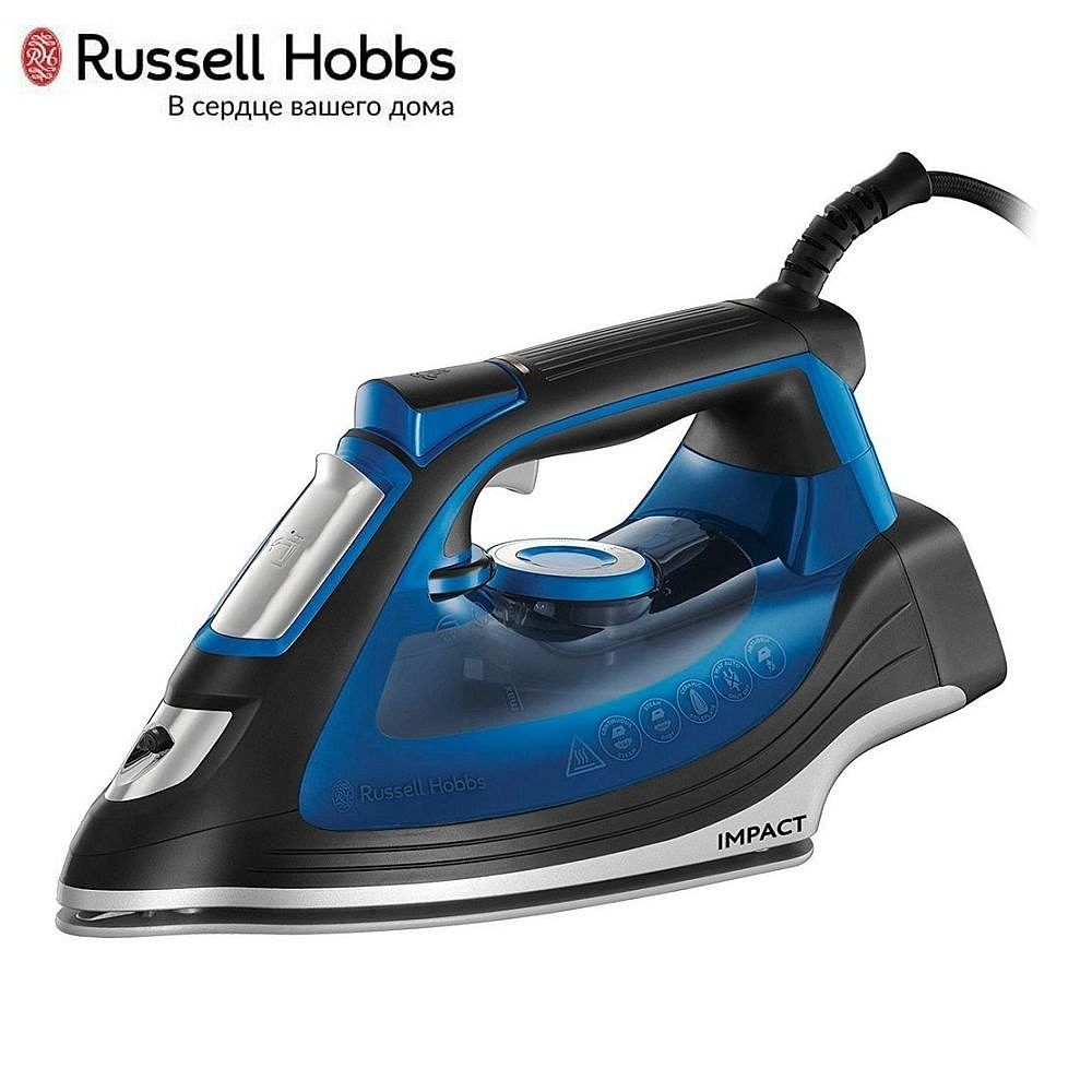 Iron Russell Hobbs 24650-56 Iron for ironing Mini iron steam iron Steam generator for clothing Irons Electric steamgenerator Small iron steam generator philips gc 7703 20 iron steam generator iron for ironing irons steam iron clothes steamgenerator electriciro