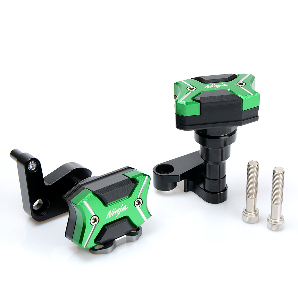 For Motorcycle Frame Crash Pads Engine Case Sliders Falling Protector for For Kawasaki Ninja ZX10R 2008-2010