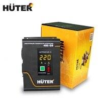 Cтабилизатор однофазного напряжения Huter 400GS