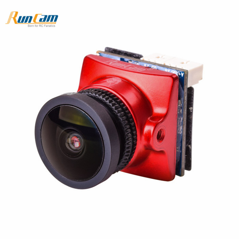 RunCam Micro Eagle 1/1.8 CMOS 800TVL Global WDR 16:9/4:3 Switchable FPV Camera for RC Models Multicopter FPV DroneRunCam Micro Eagle 1/1.8 CMOS 800TVL Global WDR 16:9/4:3 Switchable FPV Camera for RC Models Multicopter FPV Drone