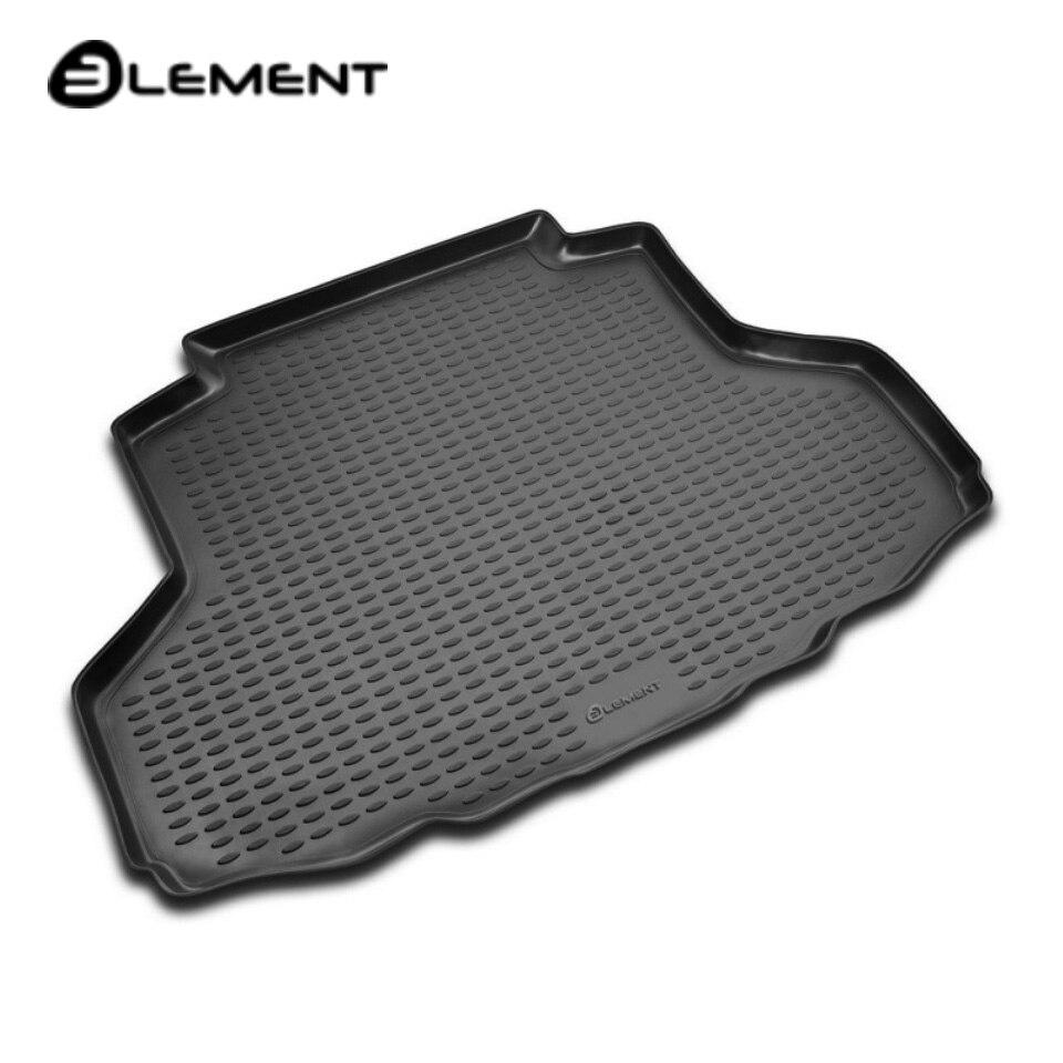 цена на For Mitsubishi Lancer 9 SEDAN 2003-2007 trunk mat (Element NLC3503B10)