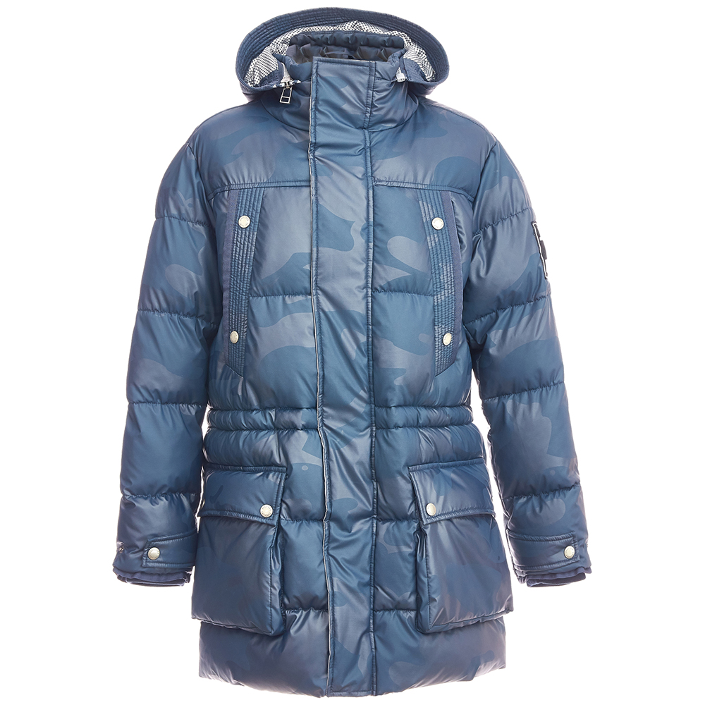Jackets & Coats Gulliver for boys 21812BTC4502 Jacket Coat Denim Cardigan Warm Children clothes Kids men skiing jackets warm waterproof windproof cotton snowboarding jacket shooting camping travel climbing skating hiking ski coat