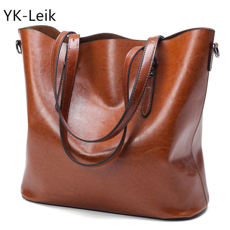 YK-Leik New Arrival Patent Leather Polyester New Women Shoulder Bags Famous Brand Designer Handbag Solid Women's Messenger Bag