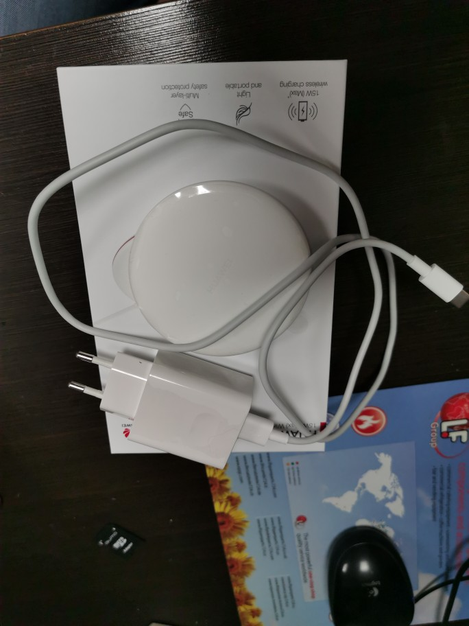 HUAWEI Wireless Charger CP60