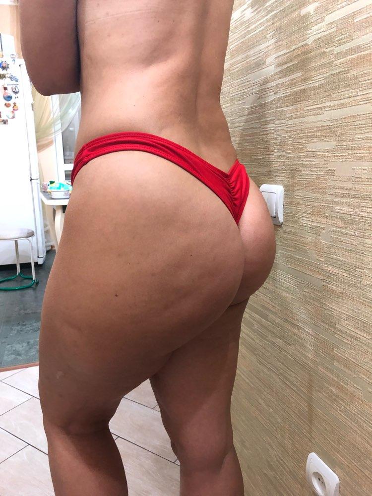 V shape Sexy Brazilian Bikini Bottom 2019 Bather Women Swimwear Female Thong Tanga Mini Micro Swim Brief Panties Underwear V87
