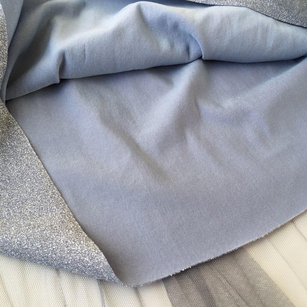 Bligbling Shinny Tulle Skirts Womens Black Gray Adult Tutu Skirt Elastic High Waist Pleated Long Elegant Midi Skirt photo review