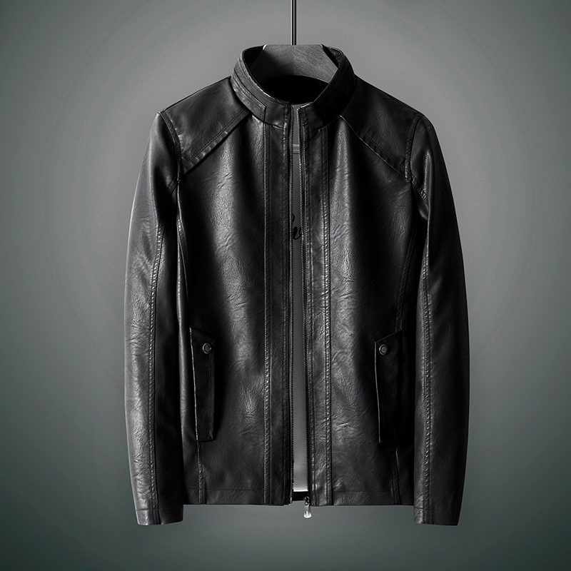 gingtto-men-leather-jacket-black-zm703-8