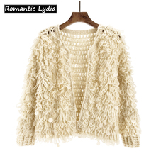 Buy sequins cardigan sweater and get free shipping on AliExpress.com