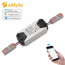 Przełącznik eMylo WIFI inteligentna bezprzewodowa wyłącznik światła przełącznik zdalnego sterowania na sprzęt agd elektryczny przez Iphone aplikacja na androida