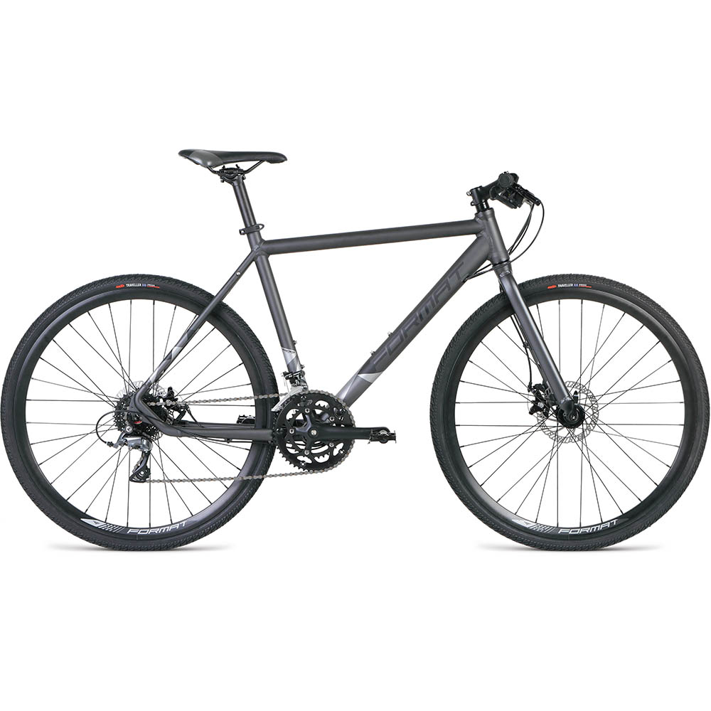 Bicycle FORMAT 5342 (700C 16 IC. Height 540mm) 2018-2019 format 5342 2016