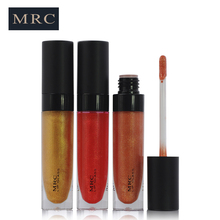 MRC Makeup Moisturizer Long-Lasting Lip Gloss Nude Cosmetic Shimmer Hot Sexy Colors Kit