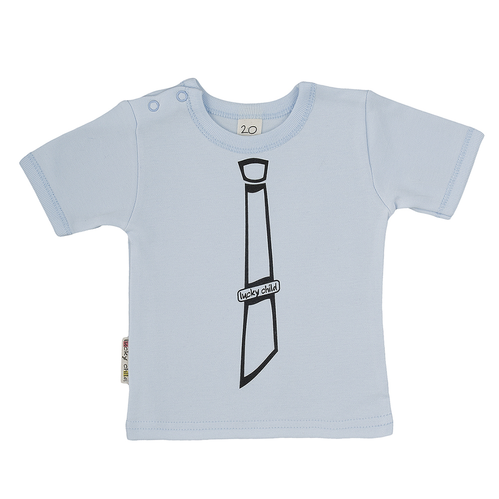 T Shirts Lucky Child for boys 3-26 (3M-18M) Top Baby T Shirt Kids Tops Children clothes t shirts lucky child for boys 21 262 12m 18m top baby t shirt kids tops children clothes