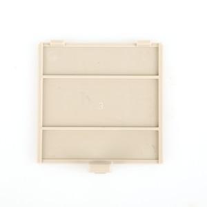 Image 4 - YGCDO 10 قطعة استبدال رمادي غطاء باب البطارية لنظام نينتندو الأصلي لعبة بوي